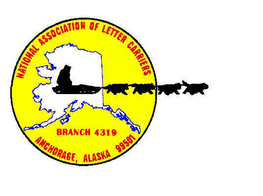 NALC Branch 4319 in Anchorage, Alaska